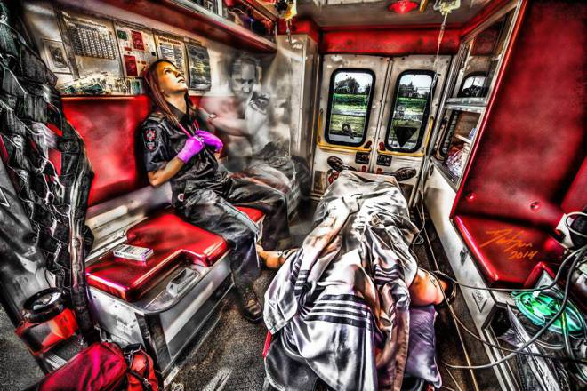 paramedic art